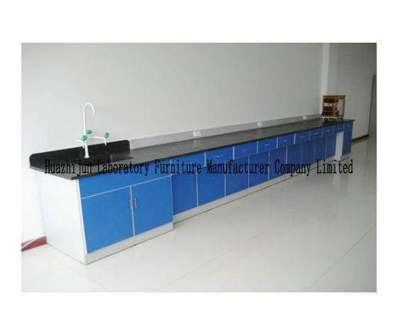 Lab Wall Bench Malaysia / Lab Wall Counter Oman / Lab Wall Bench With Storage Pakistan