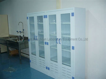 Polypropylene Lab Storage Cabinet Made In China For Laboratory Equipment