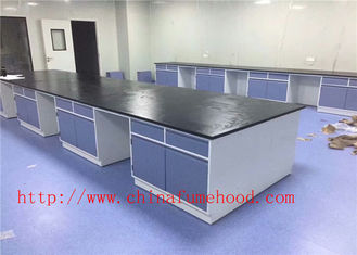 China Manufacturer Production Laboratory Central Bench For Oversea University