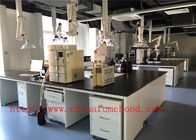 Manufacturer Direct Lab Table / Lab Workbench Furniture / Steel Laboratory Casework