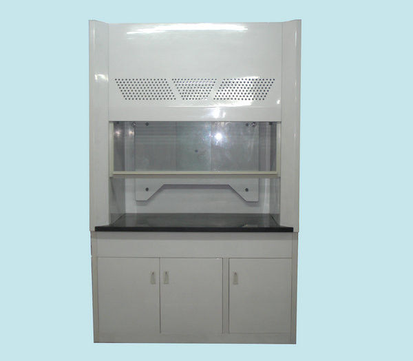 School Science Lab Fume Hood Adjustable Air Volume Up To 0.5m/S SGS Approved