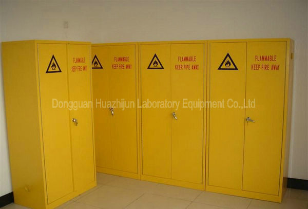 Medical Storage Cabinet With Double Doors For Laboratory Safety Furniture