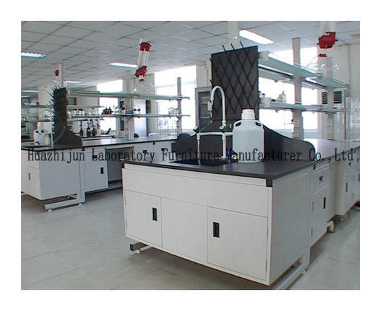 Computer Lab Bench / Computer Lab Furniture / Computer Wall Counter China Manufacturer