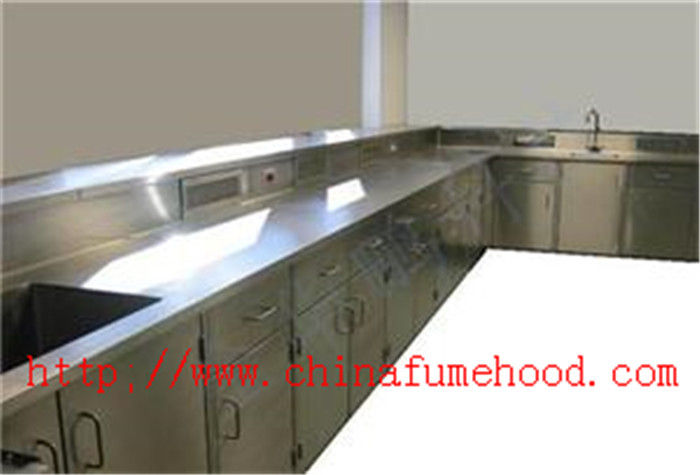 Standard Stainless Steel Lab Furniture For Food & Hospital Laboratory