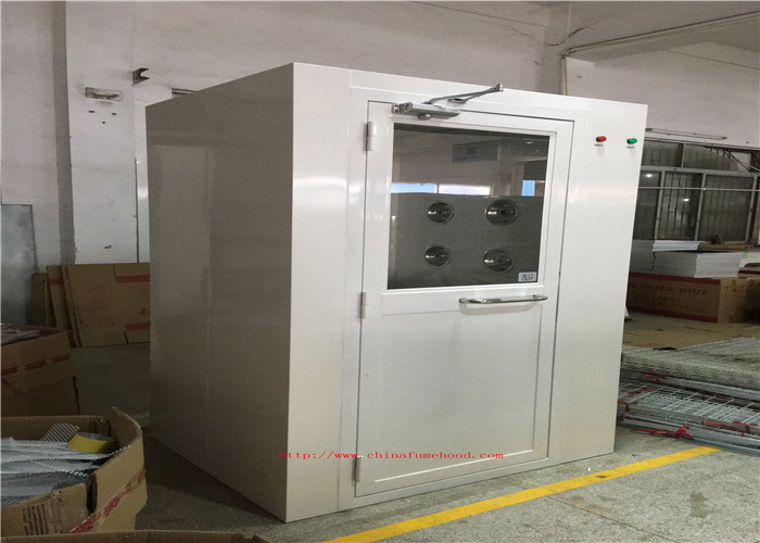 Compact Structure Stainless Steel Clean Room Devices With PLC Control System